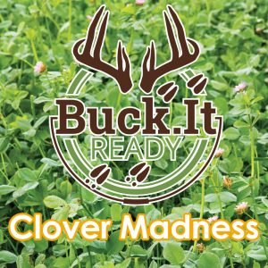 Clover Madness performance food plot seed mixture