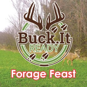 Forage Feast Food Plot Seed Mixture