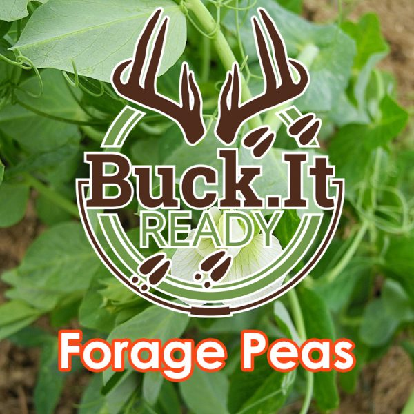 Buck.It Ready Forage Peas