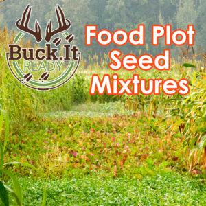 Food Plot Seed Mixtures